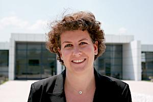 Cécile Réal récompensée du Trophée de l'entrepreneur en santé femme de France Biotech