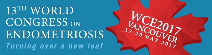 13 ème congrès mondial de l'Endométriose