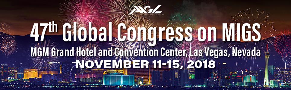 47ème Congrès mondial de l'AAGL