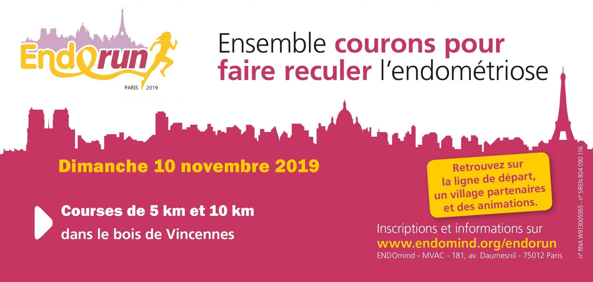 ENDOrun Paris 2019
