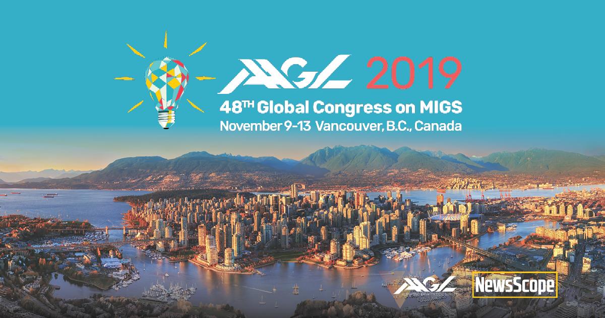 AAGL congrès 2019